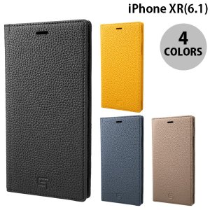 iPhoneXR ケース GRAMAS iPhone XR Shrunken-Calf Leather Book Case  グラマス ネコポス不可|ec-kitcut
