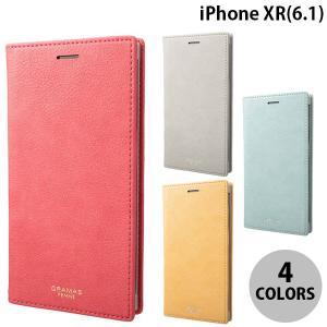 iPhoneXR ケース GRAMAS iPhone XR Colo PU Leather Book Case  グラマス ネコポス不可|ec-kitcut