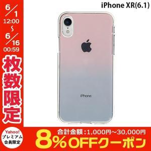 iPhoneXR ケース Dparks ディーパークス iPhone XR ソフトクリアケース グラデーション DS14830i61 ネコポス不可|ec-kitcut