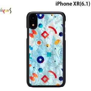 iPhoneXR ケース Ikins アイキンス iPhone XR 天然貝ケース Poppin Rock I13947i61 ネコポス送料無料|ec-kitcut