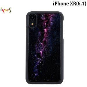 iPhoneXR ケース Ikins アイキンス iPhone XR 天然貝ケース Milky way I13955i61 ネコポス送料無料|ec-kitcut