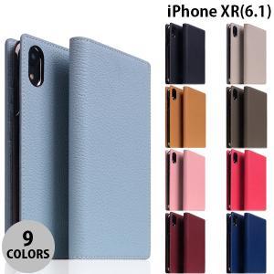 iPhoneXR ケース SLG Design iPhone XR Full Grain Leather Case エスエルジー デザイン ネコポス不可|ec-kitcut