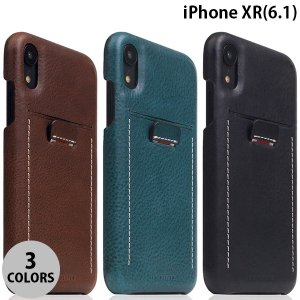 iPhoneXR ケース SLG Design iPhone XR Minerva Box Leather Back Case  エスエルジー デザイン ネコポス不可|ec-kitcut