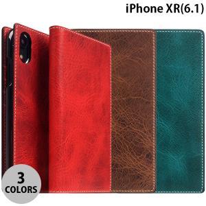 iPhoneXR ケース SLG Design iPhone XR Badalassi Wax case  エスエルジー デザイン ネコポス不可|ec-kitcut