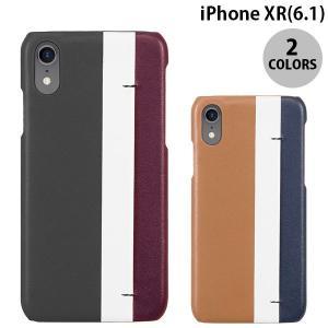 iPhoneXR ケース Eblouir iPhone XR Stripe Bar  エブルイ ネコポス不可|ec-kitcut