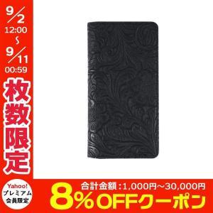 iPhoneXR ケース GAZE ゲイズ iPhone XR Paisley ペイズリー Diary ブラック GZ13484i61 ネコポス送料無料|ec-kitcut