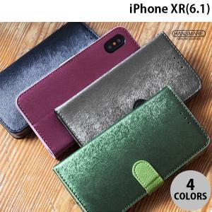 iPhoneXR ケース HANSMARE iPhone XR CALF Diary  ハンスマレ ネコポス不可|ec-kitcut