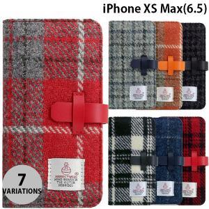 iPhoneXSMax ケース SLG Design iPhone XS Max Harris Tweed Diary  エスエルジー デザイン ネコポス不可 ec-kitcut