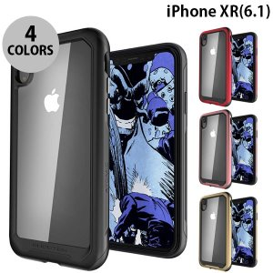 iPhoneXR ケース GHOSTEK iPhone XR Atomic Slim 2 アルミ合金製スリムケース ゴーステック ネコポス送料無料 ec-kitcut