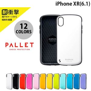 iPhoneXR ケース LEPLUS iPhone XR 耐衝撃ハイブリッドケース PALLET  ルプラス ネコポス可|ec-kitcut