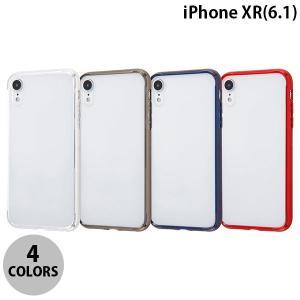 iPhoneXR ケース Ray Out iPhone XR ハイブリッド  レイアウト ネコポス可|ec-kitcut