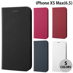 iPhoneXSMax ケース Ray Out iPhone XS Max 手帳型 マグネットタイプ  レイアウト ネコポス可|ec-kitcut