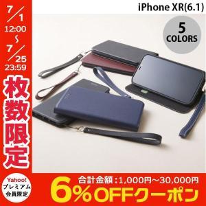 iPhoneXR ケース Simplism iPhone XR  FlipNote Slim  クラリーノ フリップノートケース  シンプリズム ネコポス送料無料|ec-kitcut