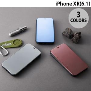 iPhoneXR ケース Simplism iPhone XR  FlipShell  衝撃吸収クリアミラーフリップシェルケース  シンプリズム ネコポス送料無料|ec-kitcut