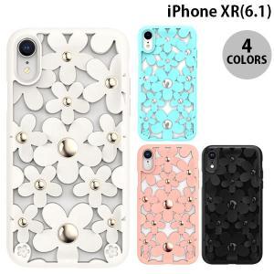 iPhoneXR ケース SwitchEasy iPhone XR Fleur  スイッチイージー ネコポス送料無料|ec-kitcut