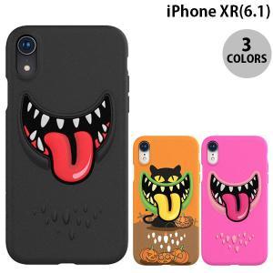 iPhoneXR ケース SwitchEasy iPhone XR Monsters  スイッチイージー ネコポス送料無料 ec-kitcut