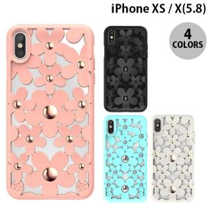 iPhoneXS / iPhoneX ケース SwitchEasy iPhone XS / X Fleur  スイッチイージー ネコポス送料無料|ec-kitcut