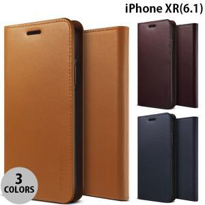 iPhoneXR ケース VRS DESIGN iPhone XR Genuine Leather Diary 本革ケース ブイアールエスデザイン ネコポス送料無料|ec-kitcut