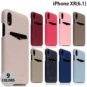 iPhoneXR ケース SLG Design iPhone XR D8 Full Grain Leather Back Case  エスエルジー デザイン ネコポス不可|ec-kitcut