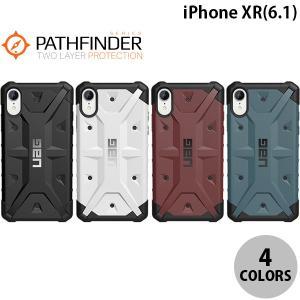 iPhoneXR ケース UAG iPhone XR PATHFINDER コンポジットケース  ユーエージー ネコポス送料無料|ec-kitcut