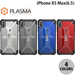 iPhoneXSMax ケース UAG iPhone XS Max PLASMA コンポジットケース  ユーエージー ネコポス可|ec-kitcut