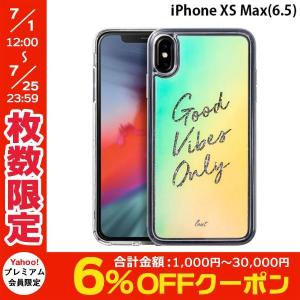 iPhoneXSMax ケース LAUT ラウト iPhone XS Max GLITTER GOODVIBES LAUT_IP18-L_LG_GVO ネコポス可|ec-kitcut