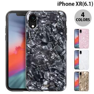iPhoneXR ケース LAUT iPhone XR PEARL ラウト ネコポス送料無料 ec-kitcut
