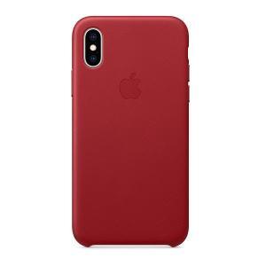 iPhoneXS ケース Apple アップル iPhone XS レザーケース - PRODUCTRED MRWK2FE/A ネコポス可|ec-kitcut