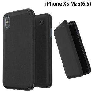 iPhoneXSMax ケース Speck Products スペックプロダクツ iPhone XS Max PRESIDIO FOLIO Heathered Black / Black / Slate Grey 117109-7358 ネコポス送料無料|ec-kitcut