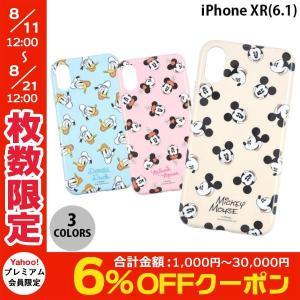 iPhoneXR ケース gourmandise iPhone XR ソフトケース ディズニー  グルマンディーズ ネコポス送料無料|ec-kitcut