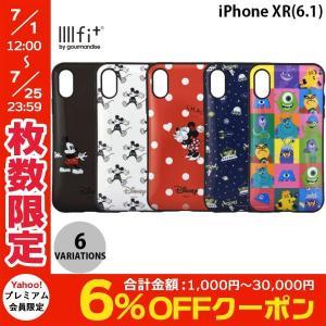 iPhoneXR ケース gourmandise iPhone XR IIIIfi+ イーフィット ディズニー グルマンディーズ ネコポス送料無料|ec-kitcut