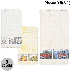 iPhoneXR ケース gourmandise iPhone XR フリップカバー ディズニー  グルマンディーズ ネコポス送料無料|ec-kitcut