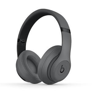 ワイヤレス ヘッドホン  NEW  beats by dr.dre ビーツ バイ ドクタードレー Studio3 Wireless オーバーイヤーヘッドフォン グレイ MTQY2PA/A ネコポス不可|ec-kitcut