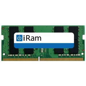 Mac用メモリ iRam アイラム PC4-21333 DDR4 2666MHz SO.DIMM 16GB IR16GSO2666D4 ネコポス不可|ec-kitcut