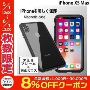 iPhoneXSMax ケース Devia デビア iPhone XS Max Attract Magnetic case Black BXDVCS2026 ネコポス不可|ec-kitcut