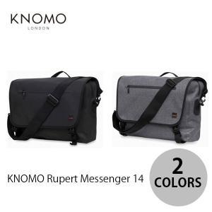 ノートパソコン用バッグ KNOMO LONDON Rupert Messenger 14  ノモ ロンドン ネコポス不可|ec-kitcut
