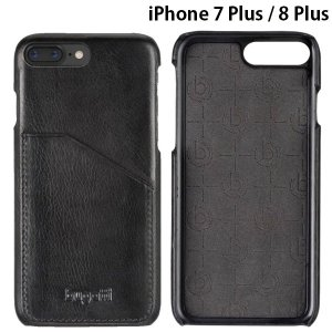 iPhone8Plus/ iPhone7Plus ケース bugatti ブガッティ iPhone 8 Plus / 7 Plus PocketSnapCase Londra フルグレインレザー製ケース 26306 ネコポス可 本革|ec-kitcut