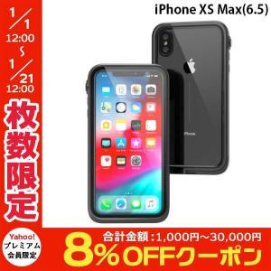 iPhoneXSMax ケース Catalyst カタリスト iPhone XS Max 完全防水ケース ブラック CT-WPIP18L-BK ネコポス不可|ec-kitcut