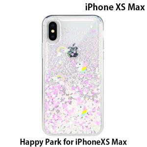 iPhoneXSMax ケース SwitchEasy スイッチイージー iPhone XS Max Happy Park ピンク SE_I9LCSPTHP_PK ネコポス送料無料|ec-kitcut