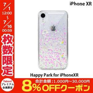 iPhoneXR ケース SwitchEasy スイッチイージー iPhone XR Happy Park ピンク SE_I9MCSPTHP_PK ネコポス送料無料|ec-kitcut