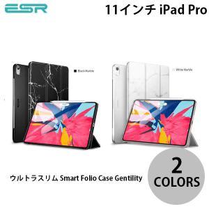 iPad Pro 11 ケース ESR 11インチ iPad Pro ウルトラスリム Smart F...