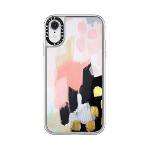iPhoneXR ケース Casetify ケースティファイ iPhone XR Grip Case Footprints CTF-3444443-7411904 ネコポス不可|ec-kitcut