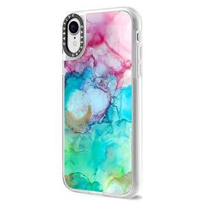 iPhoneXR ケース Casetify ケースティファイ iPhone XR Grip Case Mermaid Water CTF-4772119-7411904 ネコポス不可|ec-kitcut