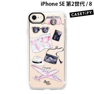 iPhone8 ケース Casetify ケースティファイ iPhone 8 VOYAGE Snap CTF-5419400-3840522 ネコポス不可 ec-kitcut