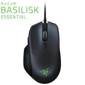 Razer レーザー Basilisk Essential 右利き用 エルゴノミック ゲーミングマウス RZ01-02650100-R3M1 ネコポス不可|ec-kitcut