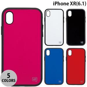 iPhoneXR ケース SUNCREST iPhone XR NEWT IJOY 全面衝撃吸収ケース  サンクレスト ネコポス不可 ec-kitcut