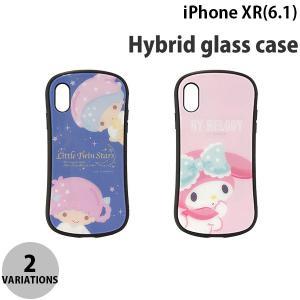iPhoneXR ケース gourmandise iPhone XR ハイブリッドガラスケース サンリオキャラクターズ グルマンディーズ ネコポス不可|ec-kitcut