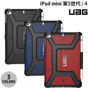 iPad mini5 mini4 ケース UAG iPad mini 第5世代 / 4 耐衝撃 メト...