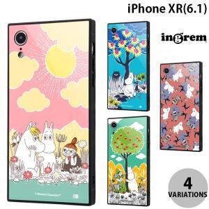 iPhoneXR ケース ingrem iPhone XR ムーミン 耐衝撃ケース KAKU トリプルハイブリッド  イングレム ネコポス送料無料|ec-kitcut