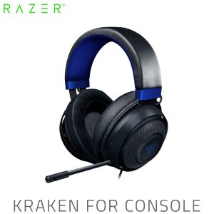 Razer レーザー Kraken for Console 有線 ゲーミングヘッドセット RZ04-02830500-R3M1 ネコポス不可|ec-kitcut